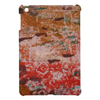 Hand Made Design With Glitter Case For The iPad Mini