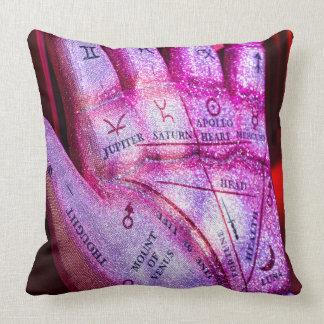 Hand of fate cushion