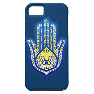 Hand of Fatima Tough iPhone 5 Case