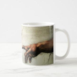 Hand of God Mug