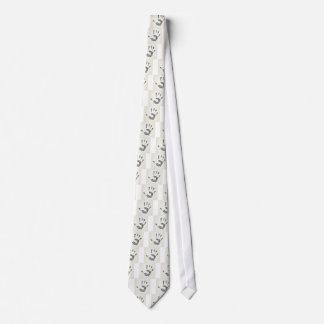 Hand office tie