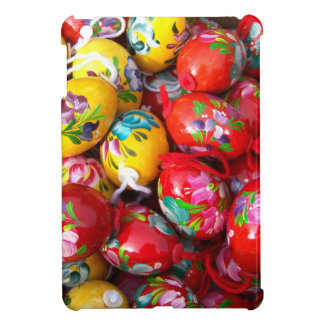 Hand-painted-Easter-eggs Case For The iPad Mini