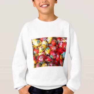 Hand-painted-Easter-eggs Sweatshirt
