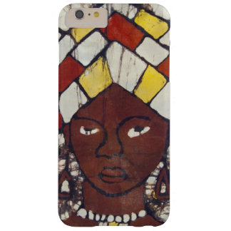 Hand painted textiles depicting every day barely there iPhone 6 plus case