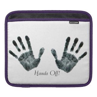 Hand Print iPad sleeve