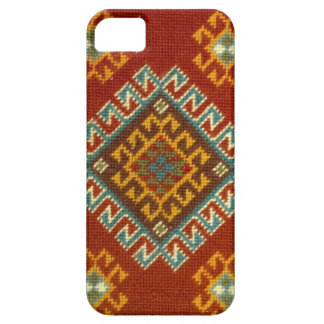 Hand stitched oriental carpet iPhone 5 cover