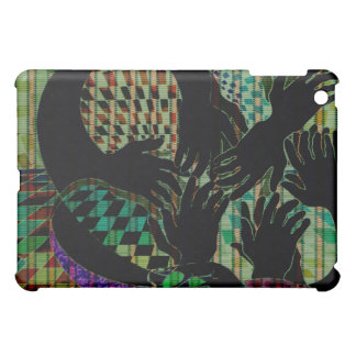 Hand to Hand CricketDiane Art Design Products iPad Mini Cases