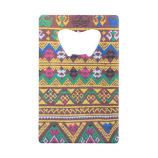 Hand Woven Thai Silk Pattern