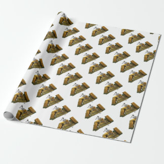 Hand Wrapping Paper