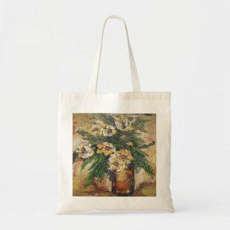 Handbag Ann Hayes Painting Yellow Flowers in Vase Bag