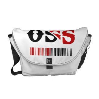 handbag oss jiu-jitsu - stock market oss messenger bag
