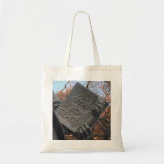 Handbag Rights Of Man Held By Thomas Paine Budget Tote Bag