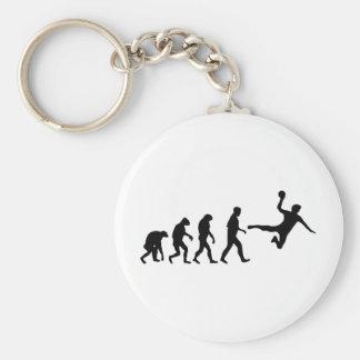 handball evolution key ring