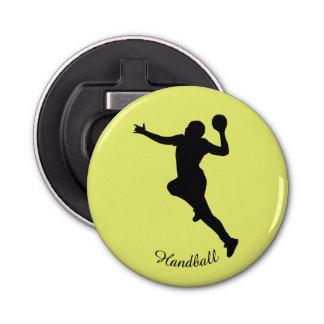 Handball Player Bottle Opener