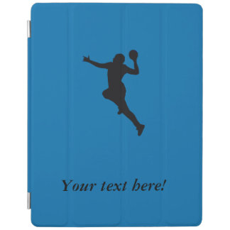 Handball Player iPad Cover