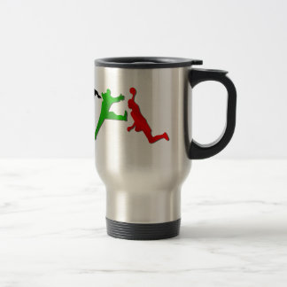 Handball travel mug - Give as a gift