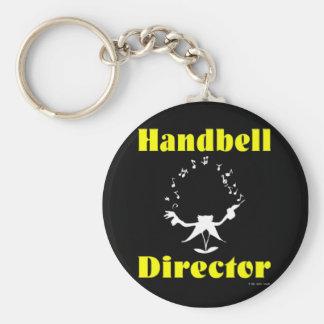 Handbell Director Key Ring