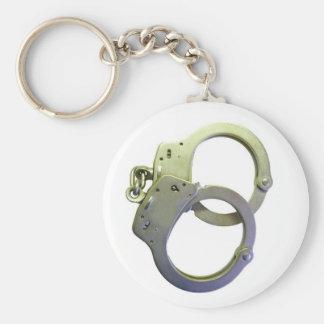 Handcuff Keychain