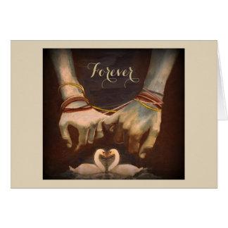 handfasting card