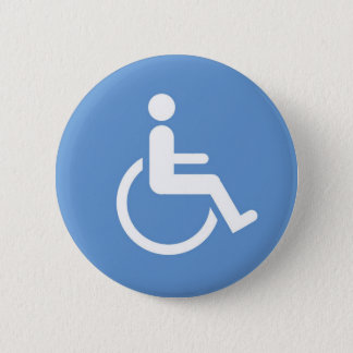 Handicap Logo Button