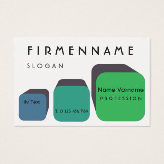 handicraft painter business card