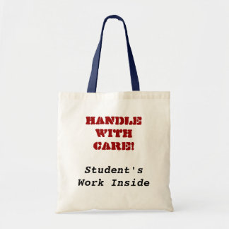 Handle With Care!, Student's Work Inside