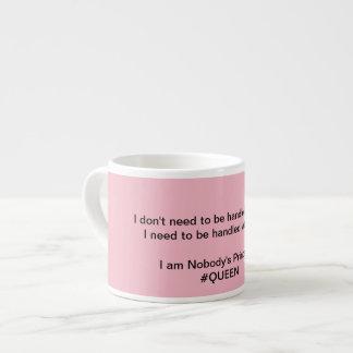 Handle with class - Nobodys Princess Mug