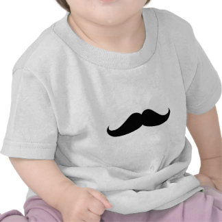 Handlebar Mustache Tees