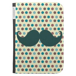 Handlebar Retro Mustache Moustache Stache Kindle Keyboard Case