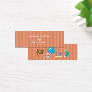 "Handmade Cards Mini, 3.0"" x 1.0"", Standard Matte"