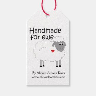 Handmade for Ewe Hangtag