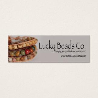 Handmade Jewelry Business Business Card