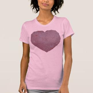 Handmade Paper Heart 010 T Shirts