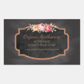 Handmade Soap Vintage Chalkboard Product Label