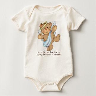 Handpick for Earth - Rainbow Baby Body Suit Baby Bodysuit