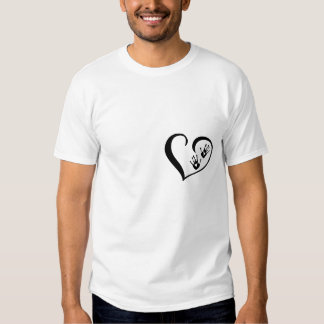 HandPrint_logo Tee Shirts