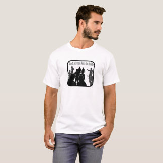 Hands Across & Down the Middle T-Shirt