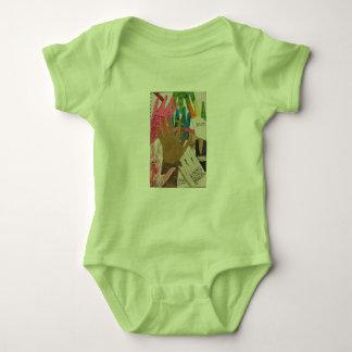 Hands Across the World Baby Bodysuit