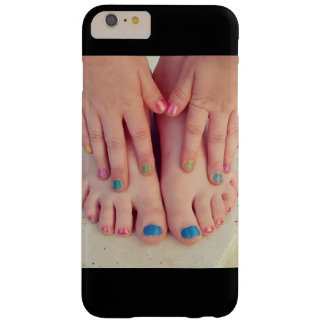 Hands and Feet Barely There iPhone 6 Plus Case