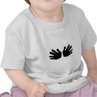 Hands Black The MUSEUM Zazzle Gifts Tee Shirts
