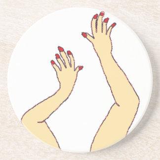 Hands Coasters