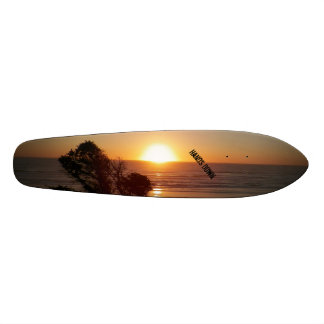 Hands Down Sunset Skateboard