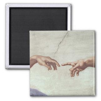 Hands of God and Adam Magnet