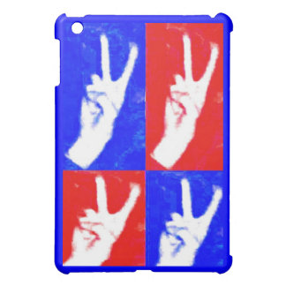 Hands of Peace Cover For The iPad Mini