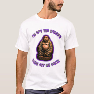 Hands Off My Belly! (Maternity) T-Shirt