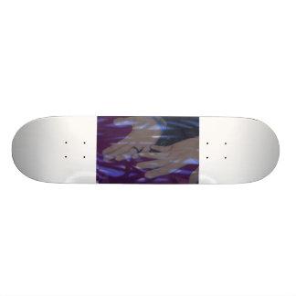hands skateboard