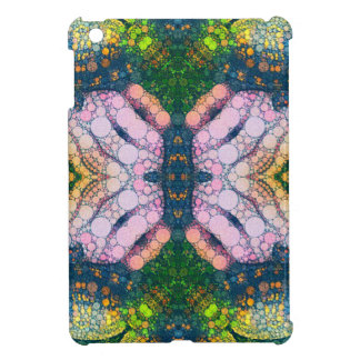 Hands Turtle Abstract iPad Mini Covers