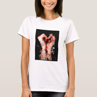 Hands wrapped by love T-Shirt