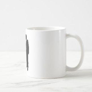 Handshake Basic White Mug