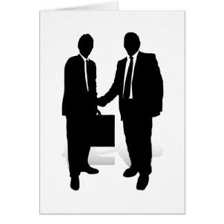 Handshake Cards